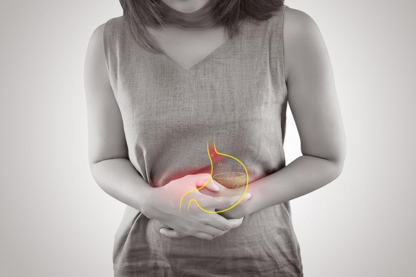 Gejala Penyakit Asam Lambung Kronis atasi dengan Obat Herbal Metama