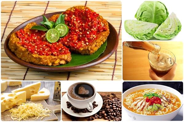 Makanan Pemicu Maag Kronis | Cegah dengan Obat Herbal