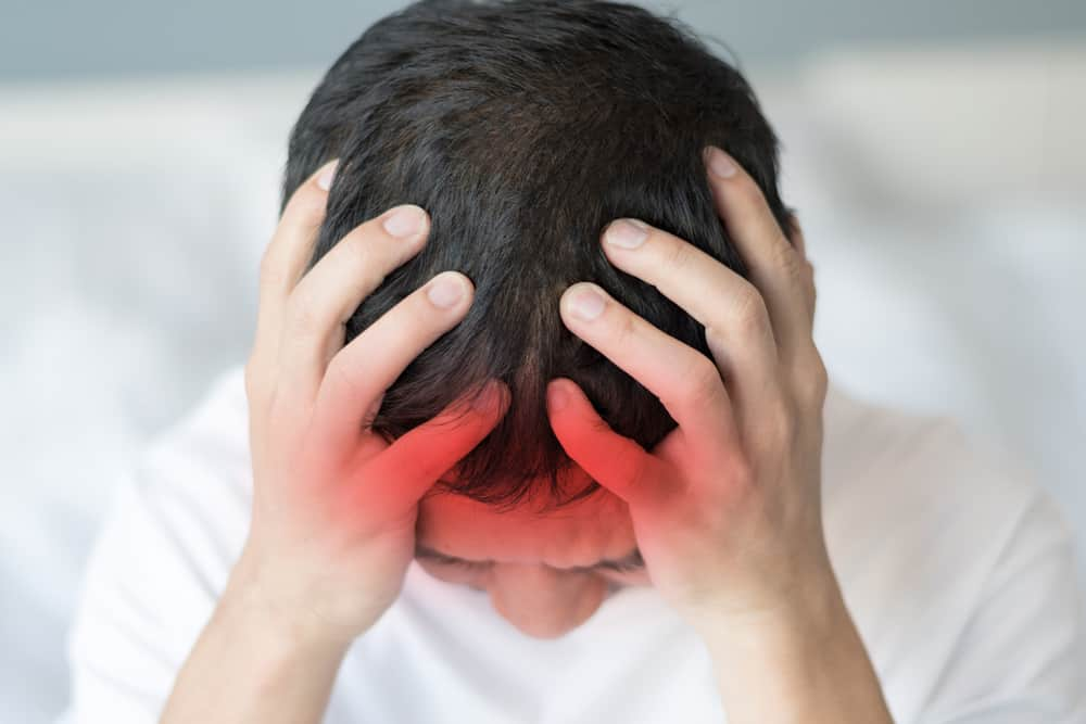sakit kepala maag